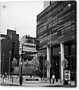 university of strathclyde buildings in Glasgow Scotland UK Acrylic Print
