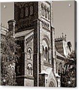 University Of Toronto 2 Acrylic Print