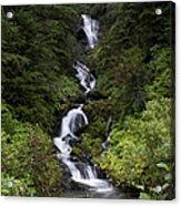 Unnamed Alaskian Falls Acrylic Print