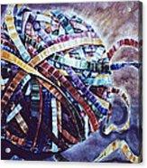 Unraveling Life  Acrylic Print