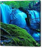 Unstoppable Flow Acrylic Print