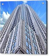 Up In The Sky Acrylic Print by Kenneth Mucke
