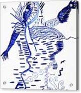 Upper Guinea Dance Acrylic Print