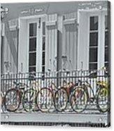 Upper Level Parking Acrylic Print