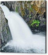 Upper Mccloud Falls 2 Acrylic Print