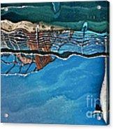 Upside-down World Series 5 Acrylic Print