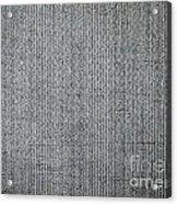 Uranyl Acetate Tem Acrylic Print