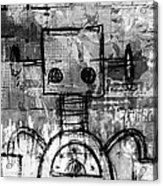Urban Bot Acrylic Print