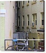 Urban Convergence Acrylic Print