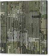 Urban Core 2 Acrylic Print
