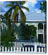 Urban Key West  Acrylic Print