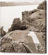 Urquhart Castle Ages Acrylic Print
