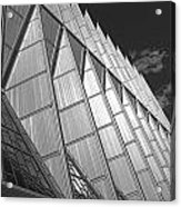 Us Air Force Academy Chapel 2 Acrylic Print