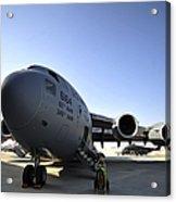 U.s. Air Force C-17 Globemaster IIi Acrylic Print
