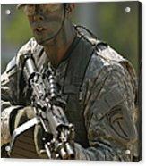 U.s. Army Ranger Acrylic Print