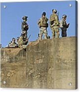 U.s. Special Operations Soldiers Acrylic Print