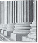 Us Supreme Court Building IIi Acrylic Print