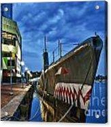 Uss Torsk Submarine Memorial Acrylic Print