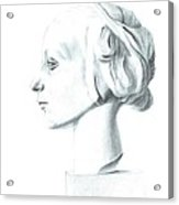 V Acrylic Print
