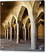 Vakil Mosque . Shiraz . Iran Acrylic Print