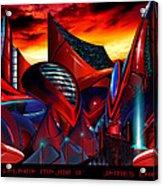 Valaria Major IIi Acrylic Print
