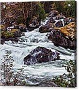 Valdolla River Acrylic Print