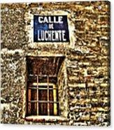 Valencia - Spain Acrylic Print
