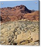 Valley Of Fire 4 Of 4 Acrylic Print