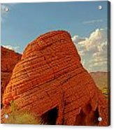 Valley Of Fire Nevada - Beehives Acrylic Print