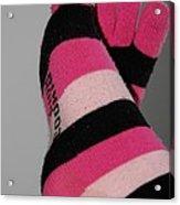 Val's Feet Acrylic Print
