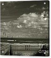 Vamos A La Playa Acrylic Print