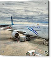 Vancouver Airport Acrylic Print