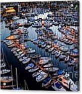 Vancouver British Columbia 9 Acrylic Print