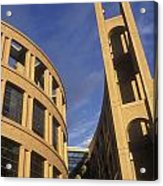 Vancouver Library Building Acrylic Print