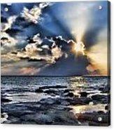 Vanilla Sky Acrylic Print