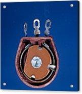 Variable Resistor Acrylic Print