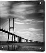 Vasco Da Gama Bridge IIi Acrylic Print