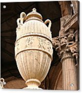 Vase - Palace Of Fine Art - San Francisco Acrylic Print