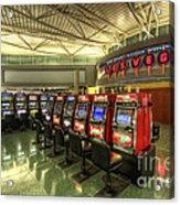 Vegas Airport 2.0 Acrylic Print