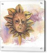 Venetian Mask IIi Acrylic Print