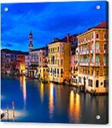 Venice 01 Acrylic Print