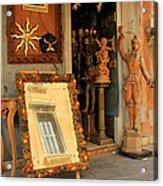 Venice Antique Shop Acrylic Print