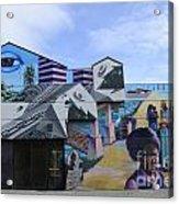 Venice Beach Wall Art 2 Acrylic Print