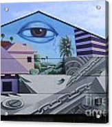 Venice Beach Wall Art 3 Acrylic Print