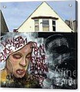 Venice Beach Wall Art 5 Acrylic Print
