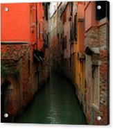 Venice Canals 2 Acrylic Print