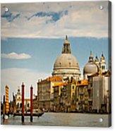 Venice Entryway Acrylic Print