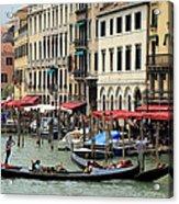 Venice Grand Canal 2 Acrylic Print