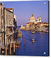Venice, Grand Canal, Italy Acrylic Print
