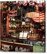 Venice Jazz Bar Acrylic Print